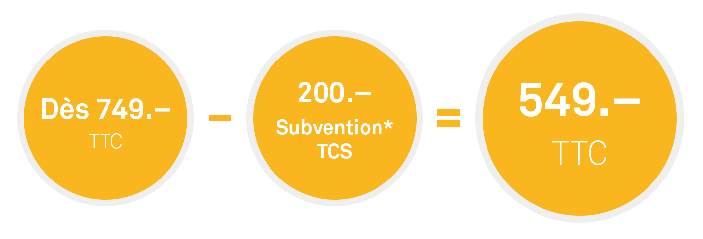Subvention TCS Home Two